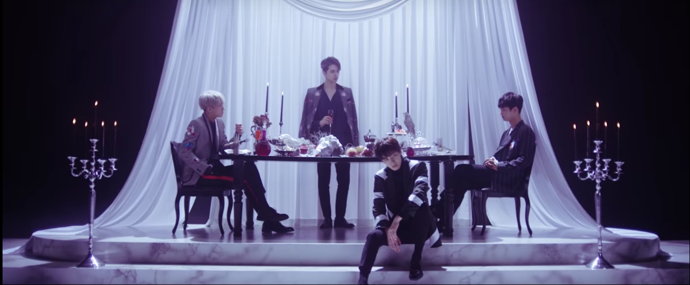 "Watch: VIXX Gets Lost In Their ""Fantasy"" In New Music Video"