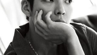 kim woo bin elle