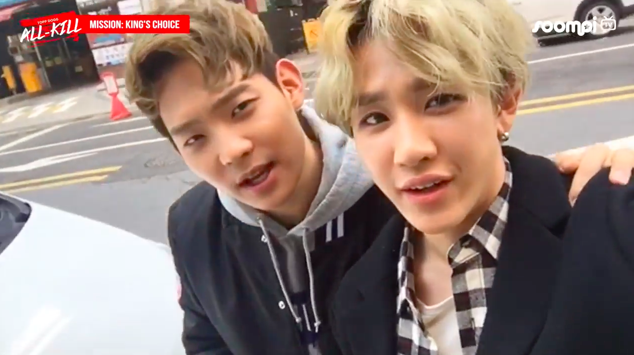 """Watch: Topp Dogg Wraps Up """"Topp Dogg: All-Kill"""" With Their Final """"King's Choice"""" Mission"""