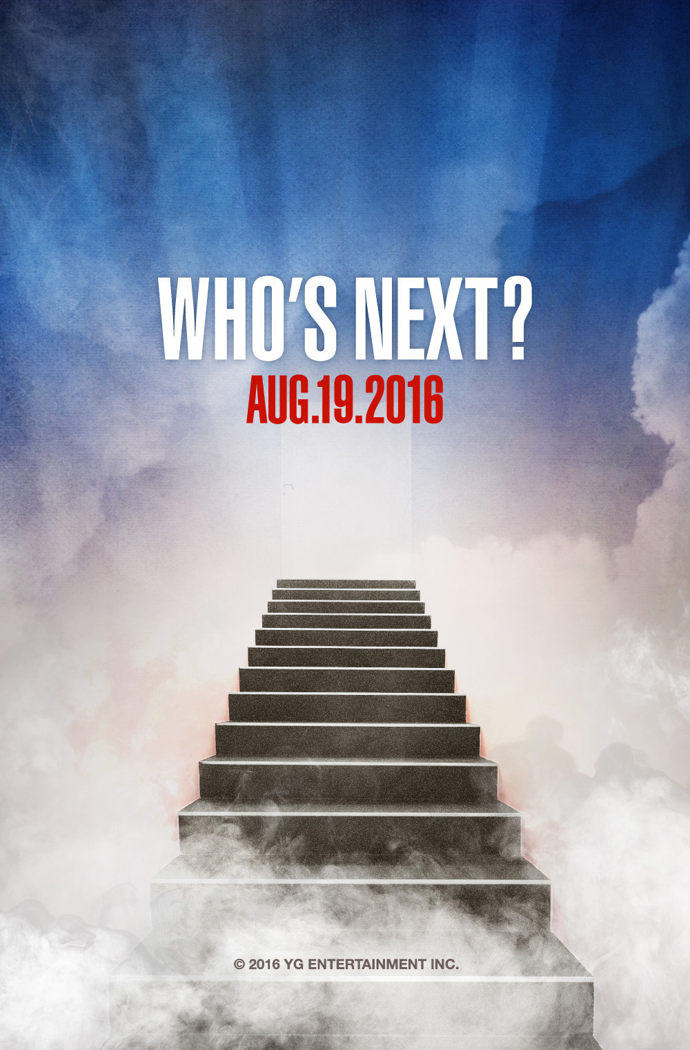 YG Teases Who's Next?