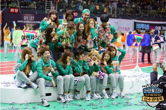 """Idol Star Athletics Championships"" To Include New Event And Change Format"