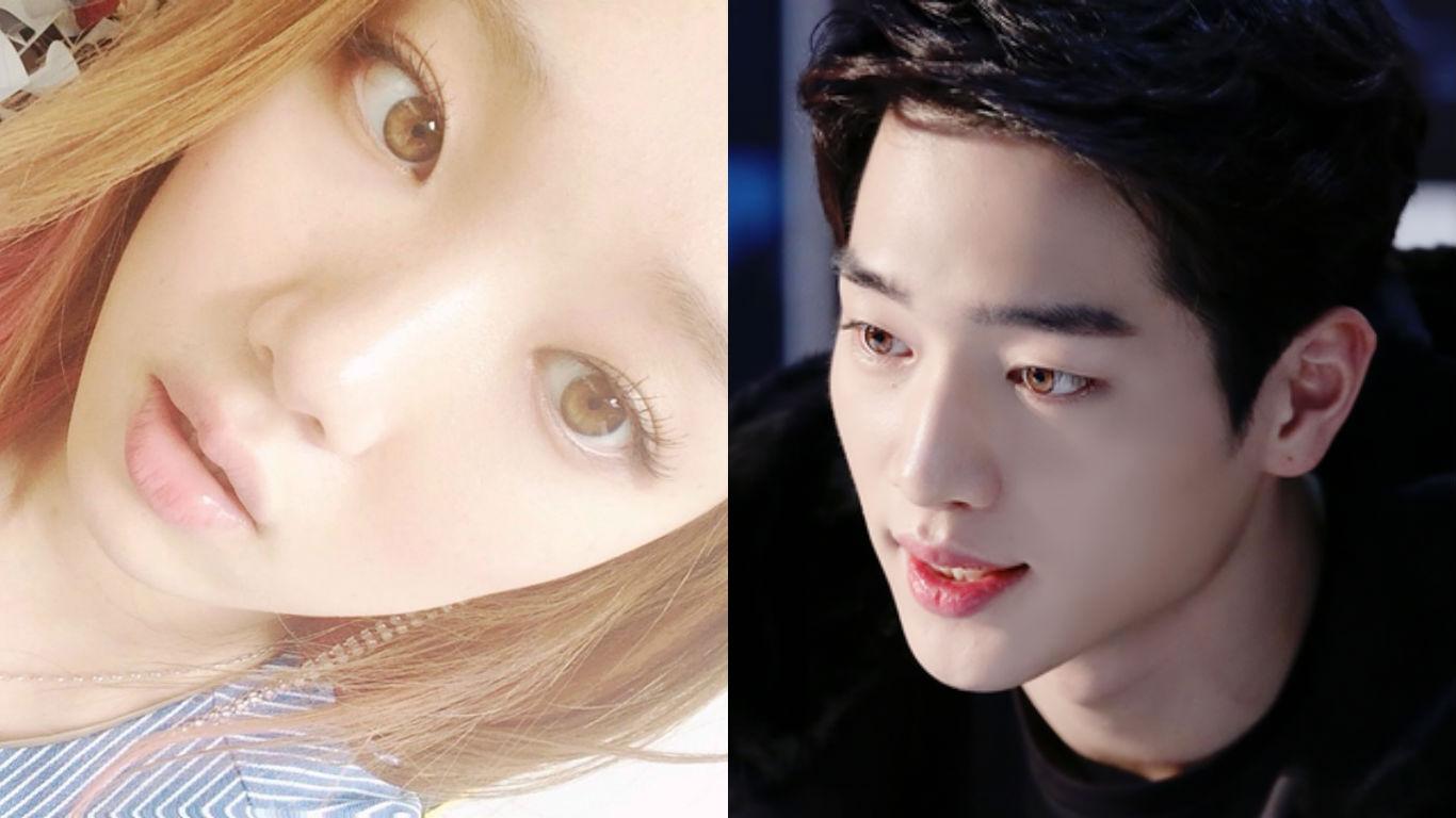 10 Striking Korean Celebrities With Unusually Colored Eyes