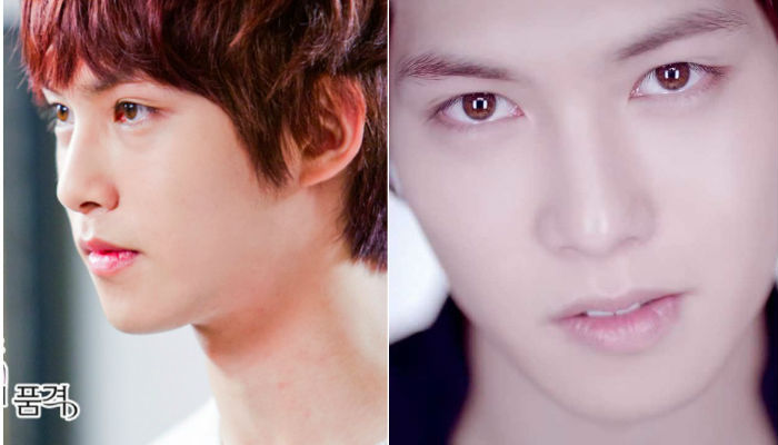 Blue eyed kpop idols dating