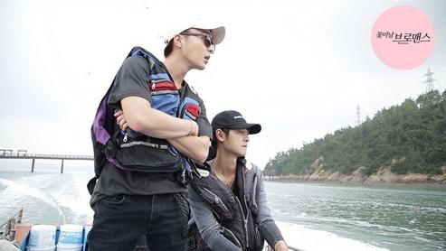 Celebrity Bromance Jung Joon Young Roy Kim2