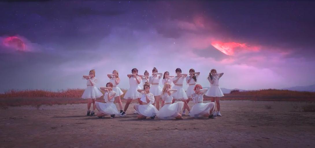 "Watch: Cosmic Girls Returns As 13-Member Group With ""Secret"" MV"