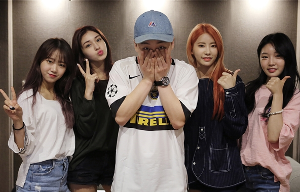 Members From I.O.I And DIA To Collaborate With Single Produced By Boi.B