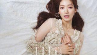 Park Shin Hye Elle 3
