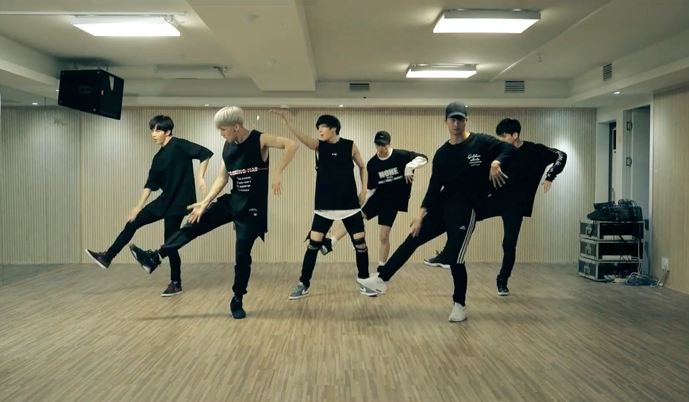 "Watch: VIXX Celebrates 1 Million Views On ""Fantasy"" MV With Dance Practice Video"