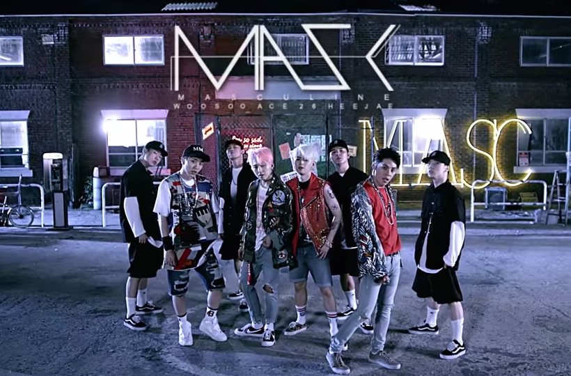 """Watch: MASC Makes A Statement With Their Debut MV """"Strange"""""""