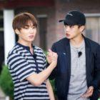 "BTS's Jungkook And Kim Min Suk Leaving ""Flower Crew"""