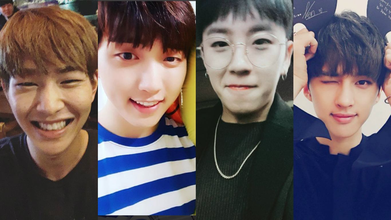 """Onew, Sandeul, Taeil, And Ken To Serenade Fans With Joint Performance On """"Inkigayo"""""""