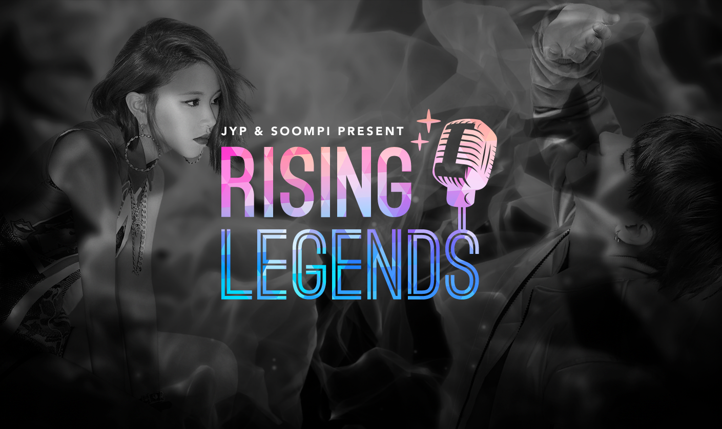JYP Entertainment And Soompi Present: Rising Legends – Accepting Entries Now!