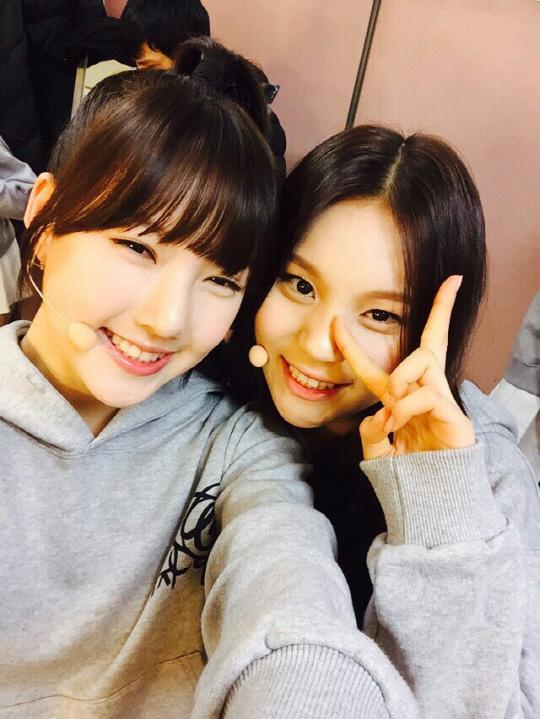 Wonder Girls' Sunmi Cleverly Shows Love To GFRIEND's Umji And Yerin On Their Birthday
