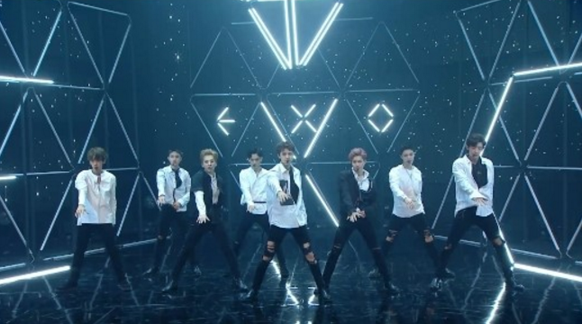 "Watch: EXO, VIXX, Sleepy, And More Perform On ""Music Core"""