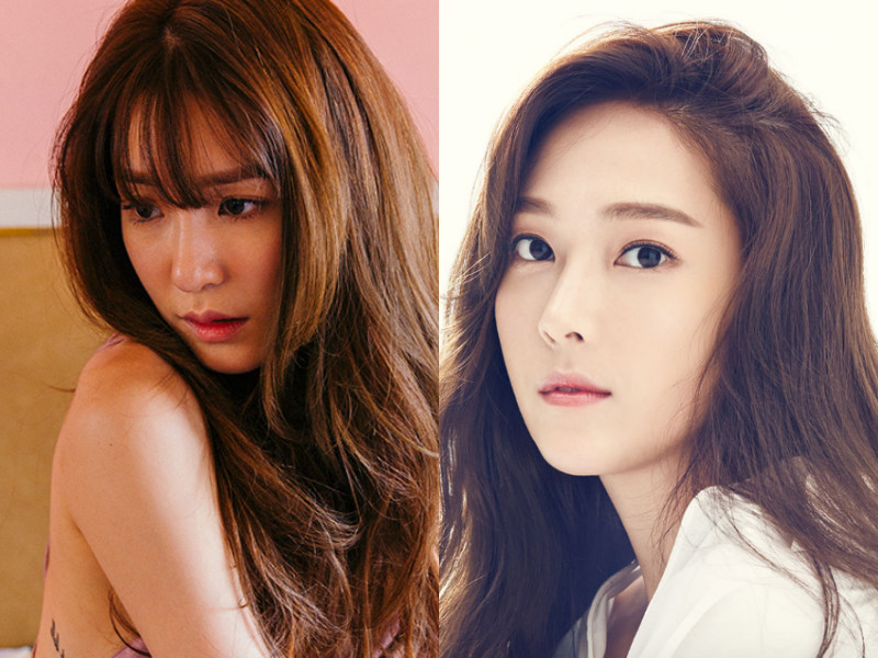 Netizens Speculate Bad Blood Between Tiffany And Jessica