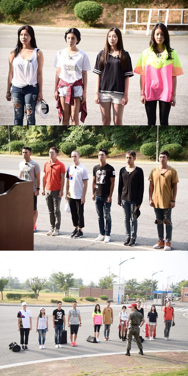 Seo In Young Park Chan Ho Lee Si Young Lee Tae Sung Kim Jung Tae Parc Jae Jung Julian Quintart Solbi Yang Sang Guk Jisoo