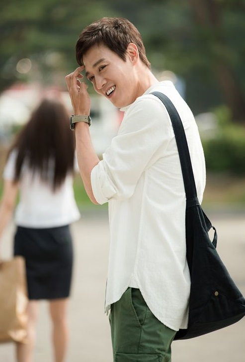 Kim Rae Won Talks About His Last Girlfriend And Chemistry With Park Shin Hye
