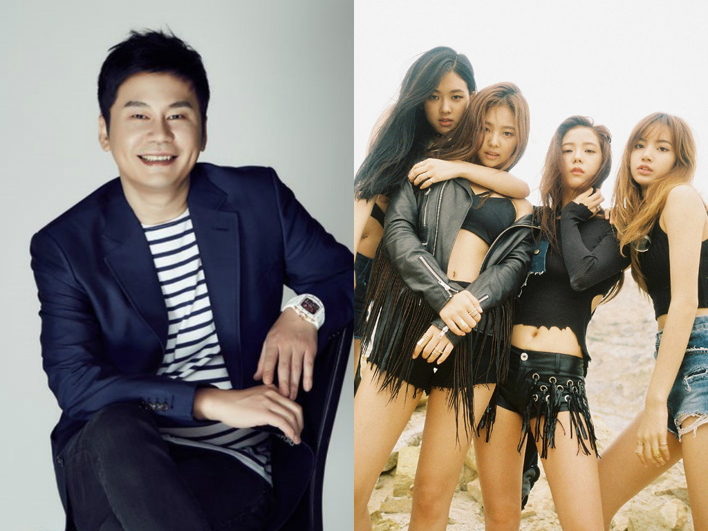 "Yang Hyun Suk Gets Sentimental In Text Convo With BLACKPINK's Jisoo After ""Inkigayo"" Win"