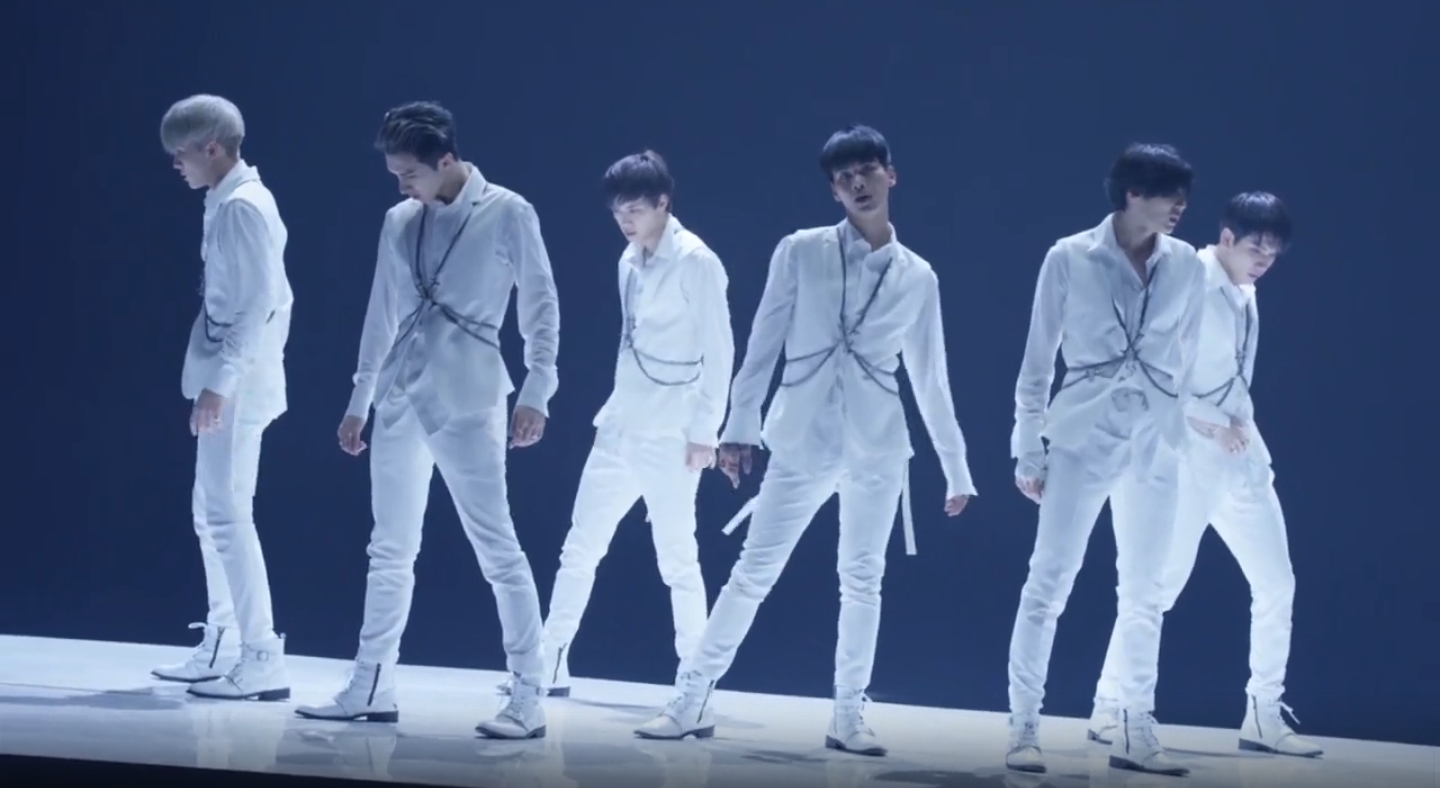 "Watch: VIXX Releases Mesmerizing ""Fantasy"" Performance Video"
