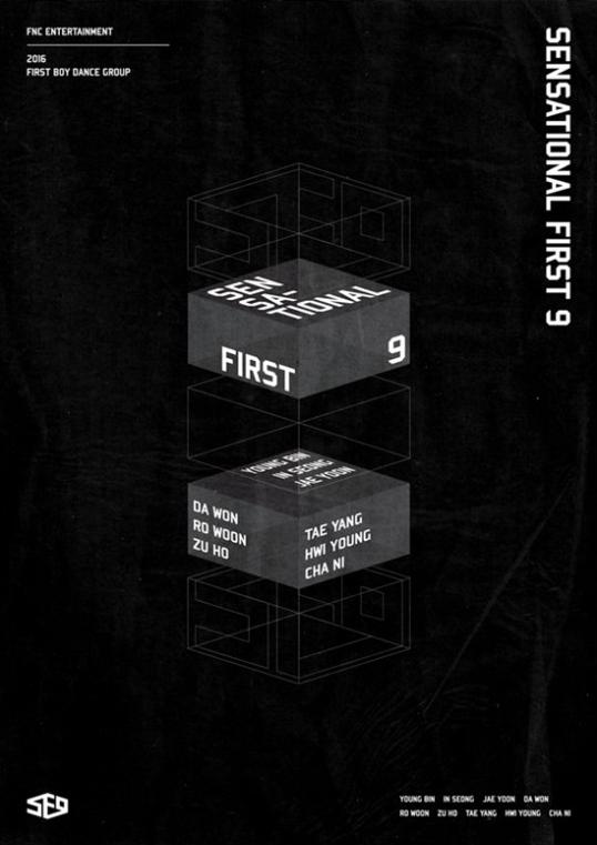 sensational first 9 sf9