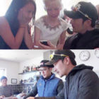 Thanks To BTS, Kim Kang Woo and Im Hyung Joon Receive A Free Meal In Greenland