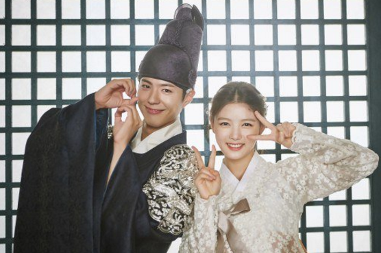 """""""Moonlight Drawn By Clouds"""" PD Compliments Park Bo Gum's And Kim Yoo Jung's Acting"""