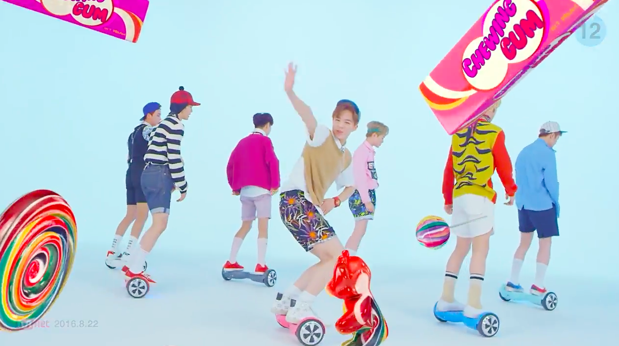 """Watch: NCT Dream Shares Second Teaser Video For Debut """"Chewing Gum"""" MV"""