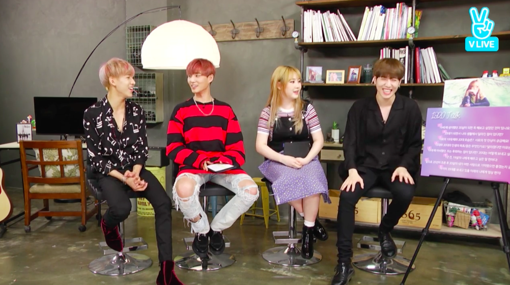 Park Jimin, GOT7's BamBam And Yugyeom, And DAY6's Young K Joke About Their First Impressions Of Each Other