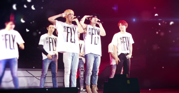 """Watch: GOT7's Recap Video For """"Fly Tour"""" Will Give You All The Feels"""