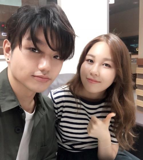 kwon jin ah sam kim
