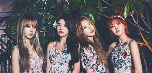 MAMAMOO Achieves Third Place For Highest Girl Group Fan Cafe Membership