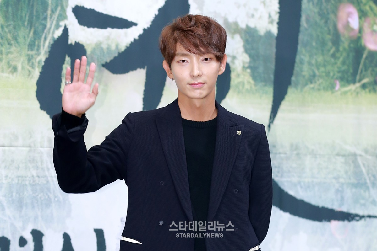 """Lee Joon Gi Reveals Thoughts On Acting With Younger Peers In """"Scarlet Heart: Goryeo"""""""