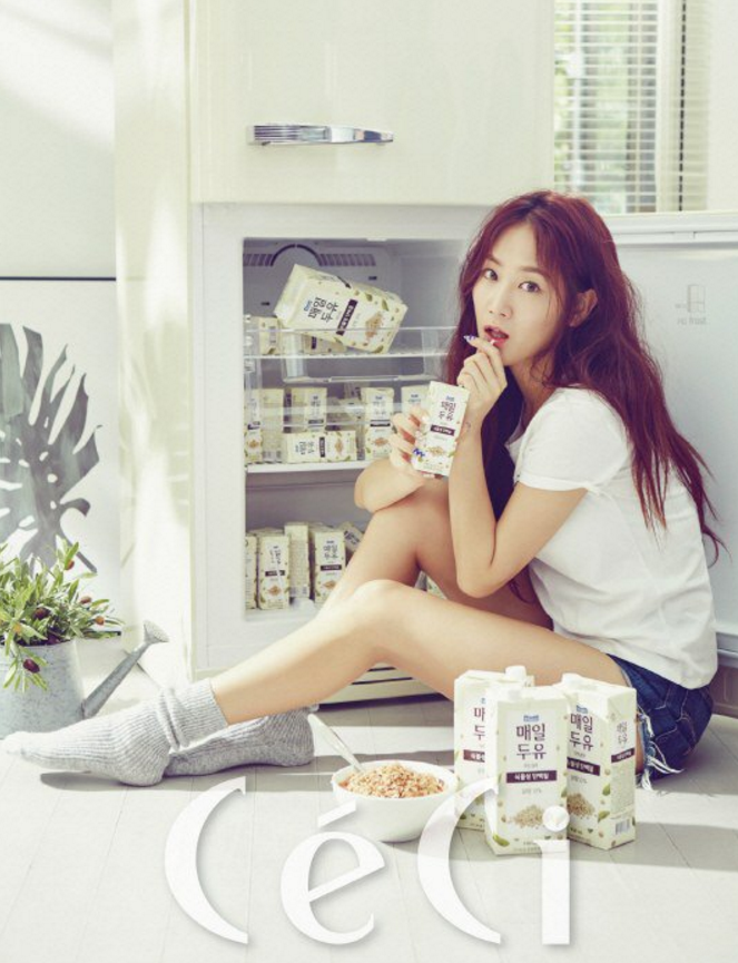 SISTAR's Soyou Reveals Focus On Health Rather Than Losing Weight For CéCi