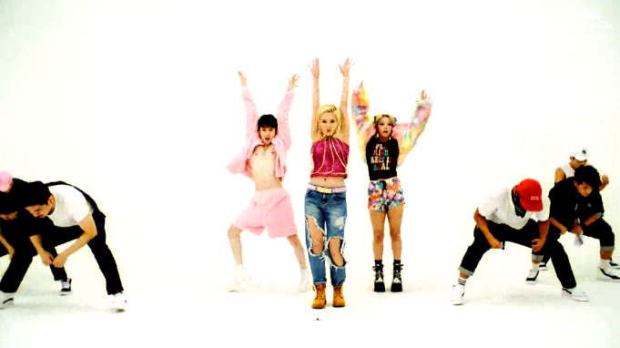 """Watch: Hyoyeon, Jo Kwon, And Min (Triple T) Were """"Born To Be Wild"""" In New MV For SM STATION"""