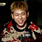 "Block B's Zico Gets ""Caught In A Lie"" When Asked About His Musical Talent"