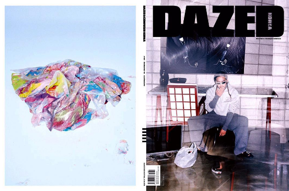 DAZED Reveals BIGBANG Covers For Special 100th Issue