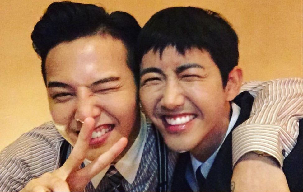 """G-Dragon's Encouraging Text To Kwanghee Revealed On """"Infinite Challenge"""""""