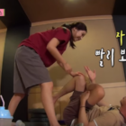 Watch: Eric Nam Doesn't Quite Get The Workout He Wants From Solar