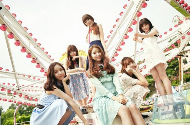 """GFRIEND Talks About First Impressions Of """"Navillera"""" And Intense Choreography"""