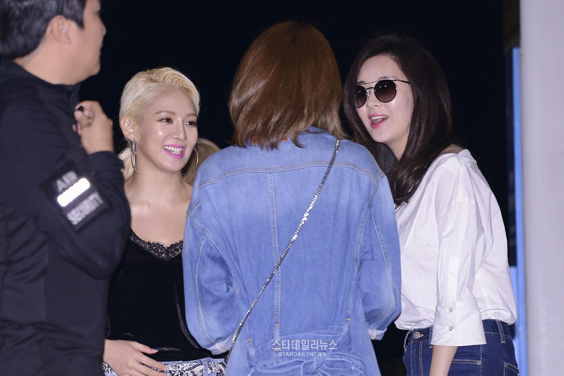 Girls' Generation Sooyoung Seohyun Hyoyeon