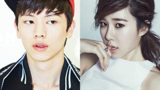 BTOB Yook Sungjae Yoo In Na