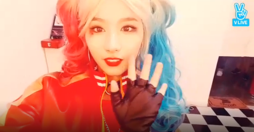 TWICE's Sana Rocks Harley Quinn Cosplay In Teaser For New TWICE TV Project