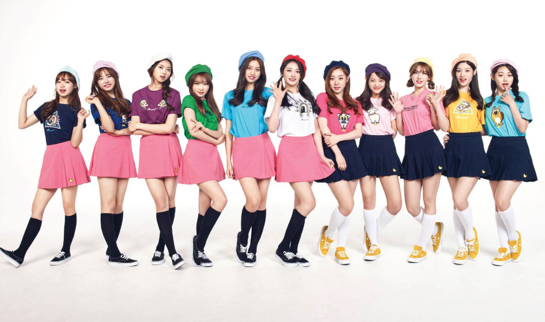 I.O.I Making Comeback With 11 Members