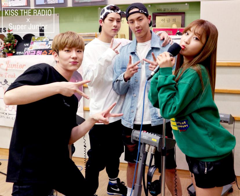 MONSTA X Juheon Kihyun Shownu CLC Seungyeon