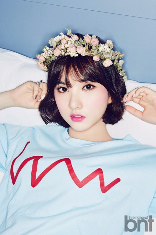 Gfriend S Eunha Talks About Role Models And Comparisons To