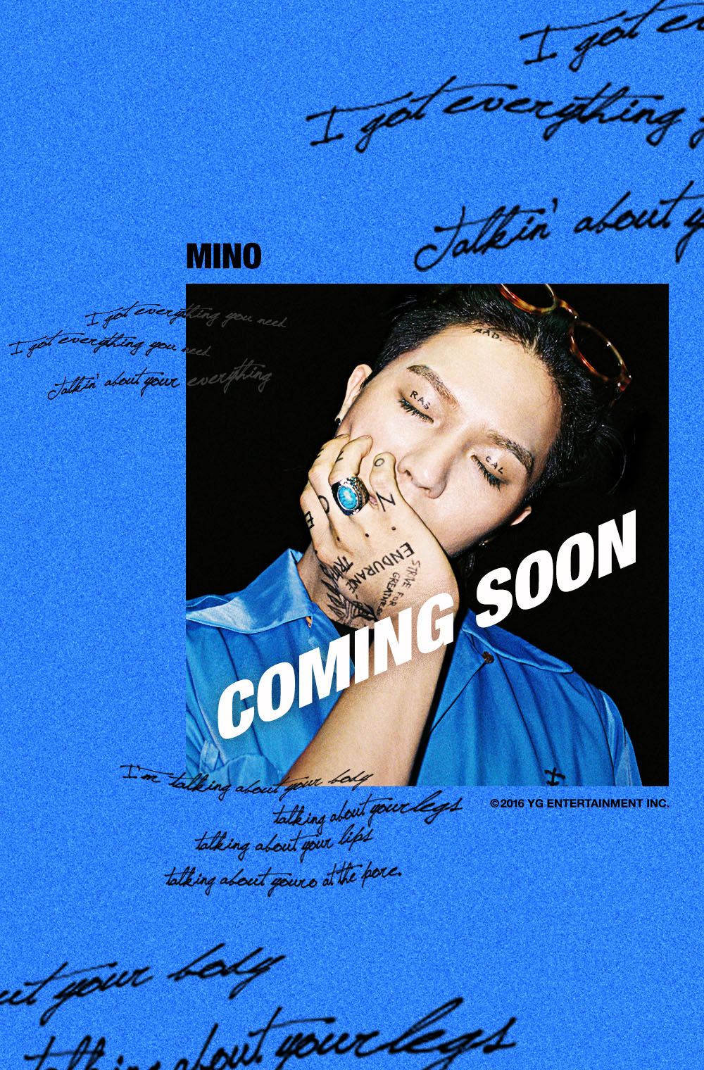 Song Mino teaser