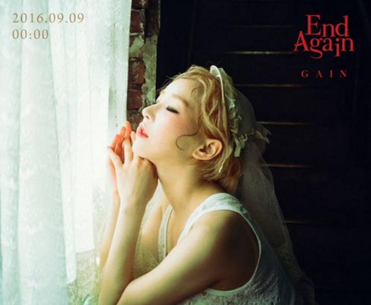 Update: Ga In Confirms Solo Comeback Date