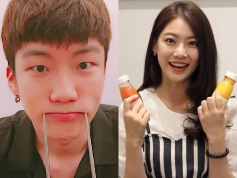 Lee Seunghoon Gong Seung Yeon