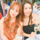 Girls' Generation's Yuri Shows SM Family Love With Hwang Shin Hye