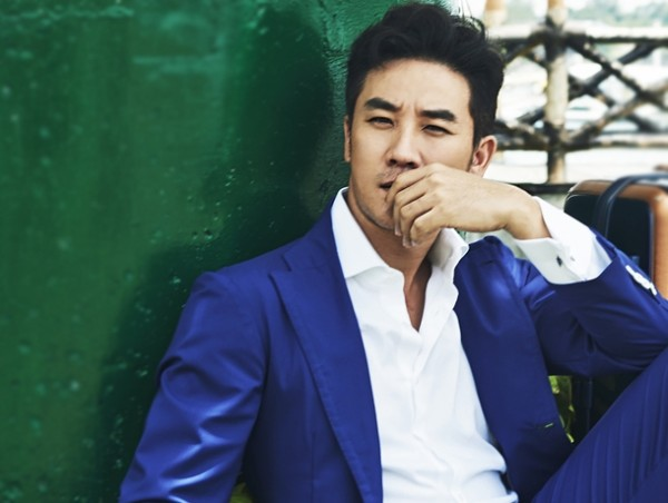 Uhm Tae Woong's Solicitation Case Is Closed, Actor Releases Official Statement